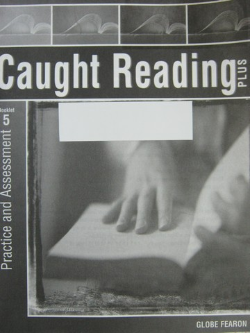 Caught Reading Plus Practice & Assessment Booklet 5 (P)