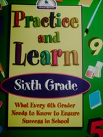 Practice & Learn 6th Grade (P) by Greenberg & Weiss