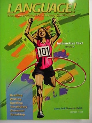 Language! 3rd Edition D Interactive Text (P) by Greene