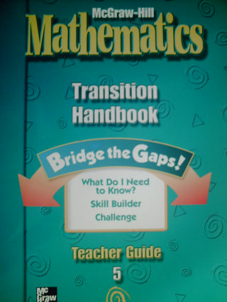 McGraw-Hill Mathematics 5 Transition Handbook TG (TE)(P)