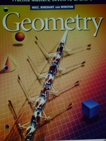 HRW Geometry Practice Masters Levels A, B, and C (P)
