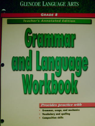 Grammar & Language Workbook 8 TAE (TE)(P)
