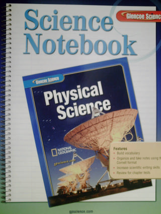 Glencoe Science Physical Science Chapter Resources | PDF Library