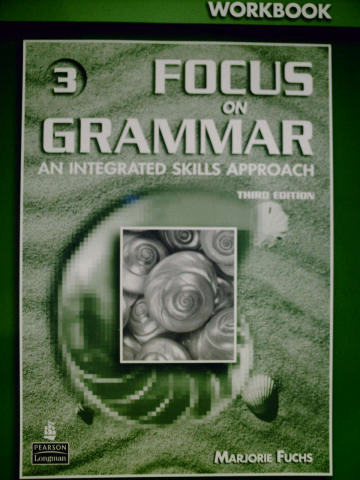 focus on grammar 3 answer key pdf