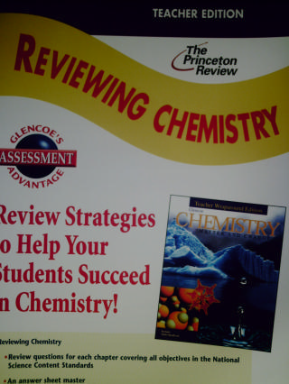 Resources chemistry matter change reviewing chemistry te te p