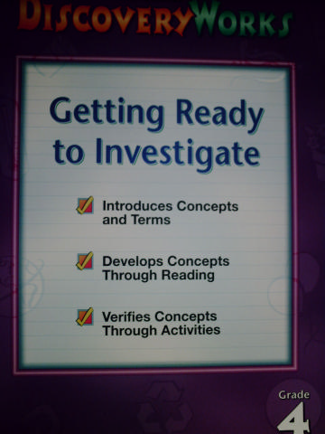DiscoveryWorks 4 Getting Ready to Investigate (P)