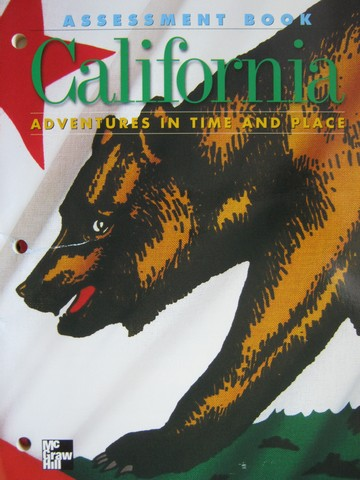 California 4 Assessment Book (TE)(P)
