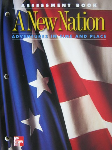 A New Nation 5 Assessment Book (TE)(P)