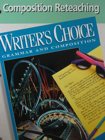 Writer's Choice 6 Composition Reteaching (P)