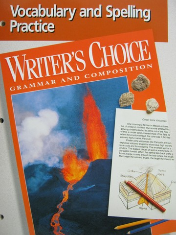 Writer's Choice 7 Vocabulary & Spelling Practice (P)