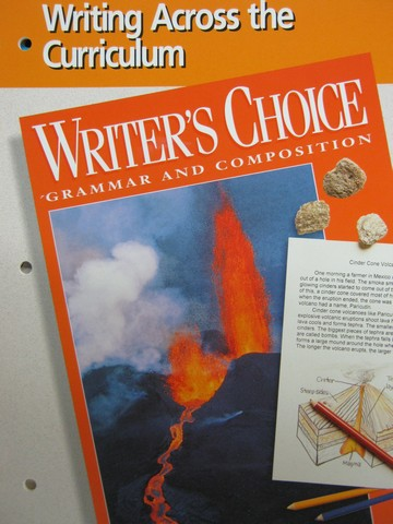 Writer's Choice 7 Writing Across the Curriculum (P)