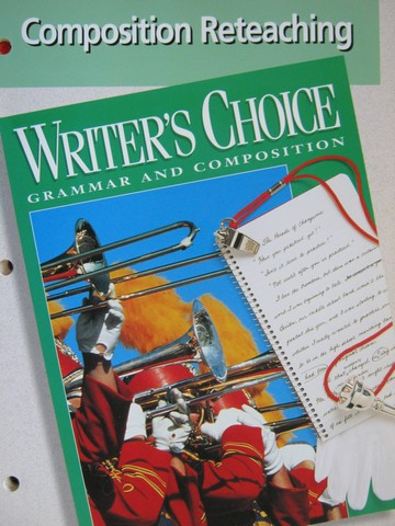 Writer's Choice 8 Composition Reteaching (P)