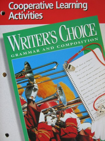 Writer's Choice 8 Cooperative Learning Activities (P)