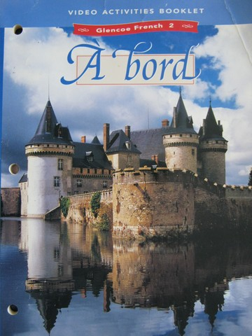 A bord 2 Video Activity Booklet (P) by Richard Ladd