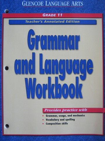 Grammar & Language Workbook 11 TAE (TE)(P)