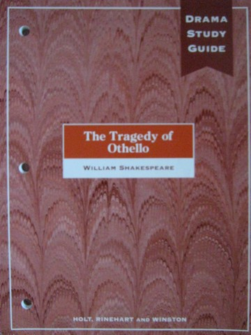 Othello study guide and answers