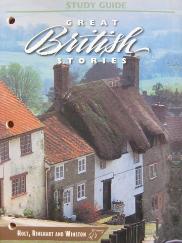 Study Guide Great British Stories (P) by Daniel, Sime, Giannetto