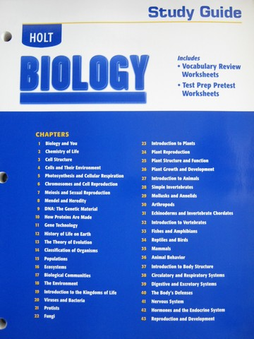 Amazon.com: MILLER LEVINE BIOLOGY 2010 STUDY WORKBOOK …