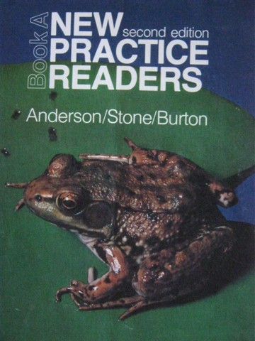New Practice Readers Book A 2nd Edition (P) by Anderson, Stone,