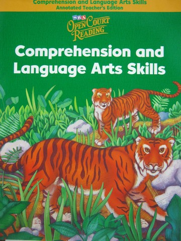 SRA Open Court Reading 2 Comprehension & Language Arts ATE (P)