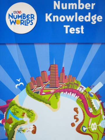 SRA Number Worlds Number Knowledge Test (P) by Griffin
