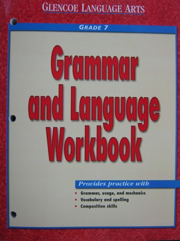 Grammar & Language Workbook 7 (P)