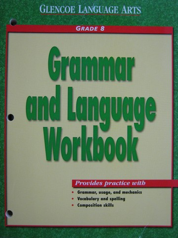 Grammar & Language Workbook 8 (P)