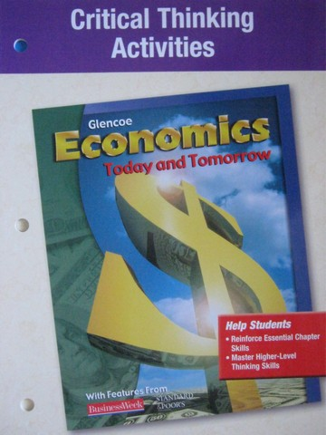 Economics Today & Tomorrow Critical Thinking Activities (P)