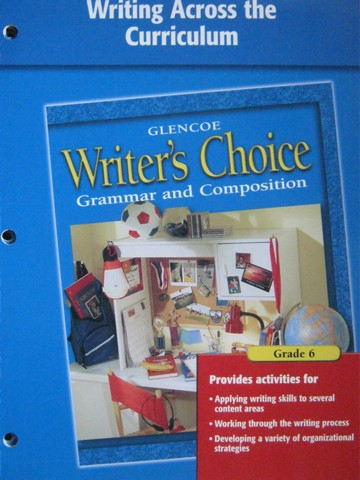 Writer's Choice 6 Writing Across the Curriculum (P)