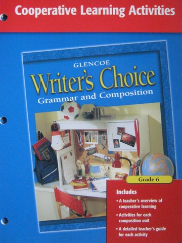 Writer's Choice 6 Cooperative Learning Activities (P)