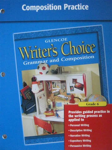 Writer's Choice 6 Composition Practice (P)