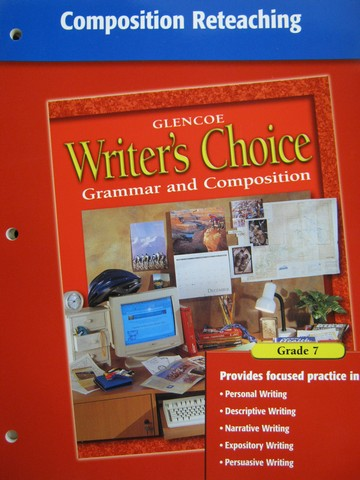 Writer's Choice 7 Composition Reteaching (P)