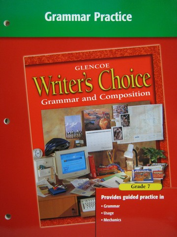 Writer's Choice 7 Grammar Practice (P)