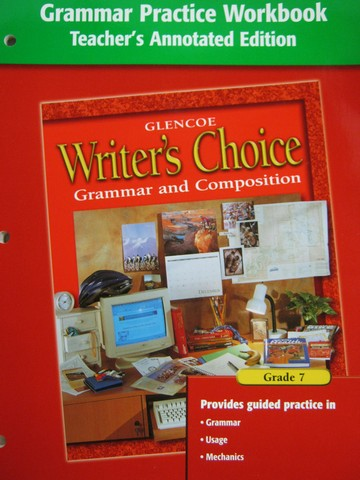 Writer's Choice 7 Grammar Practice Workbook TAE (TE)(P)