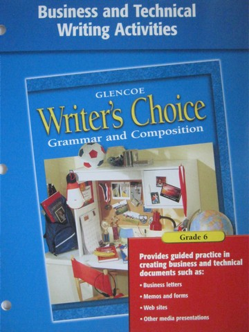 Writer's Choice 6 Business & Technical Writing Activities (P)