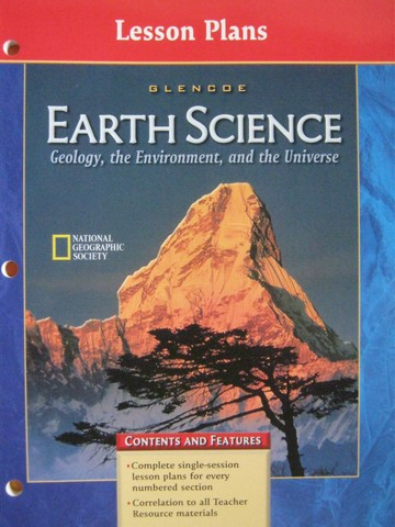 Earth Science Lesson Plans (P)