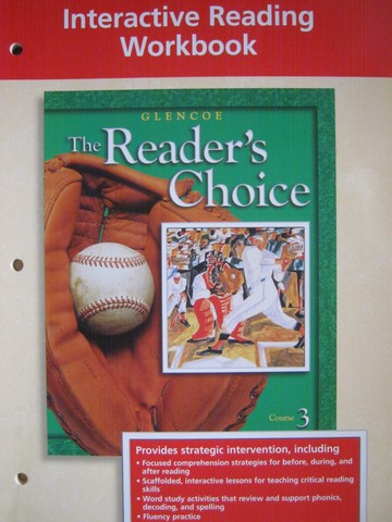 Reader's Choice Course 3 Interactive Reading Workbook (P)