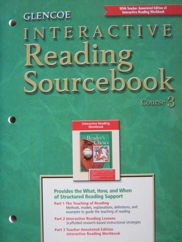 Reader's Choice Course 3 Interactive Reading Sourcebook (TE)(P)