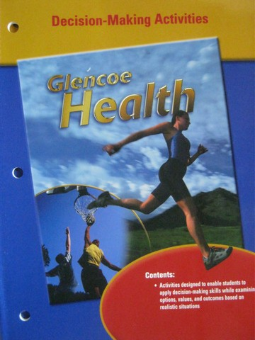Glencoe Health Decision-Making Activities (P)