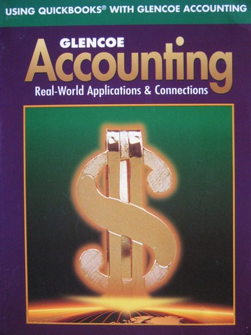 Accounting Using Quickbooks with Glencoe Accounting (P)