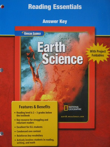 Glencoe Earth Science Reading Essentials Answer Key (P ...