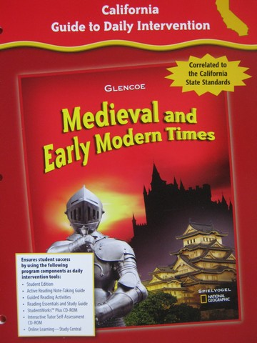 Medieval & Early Modern Times Guide to Daily Intervention (P)
