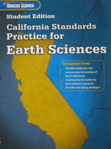 California Standards Practice for Earth Sciences (CA)(P)