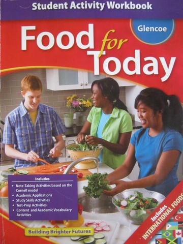 Food for Today Student Activity Workbook (P)