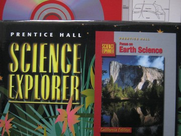 Focus on Earth Science Assessment Resources (CA)(Pk)