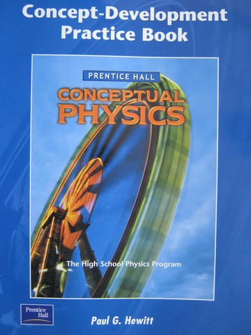 Conceptual Physics Concept-Development Practice Book (P)