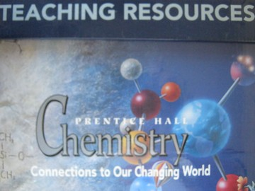 Chemistry Connections to Our Changing World TR (TE)(Pk)