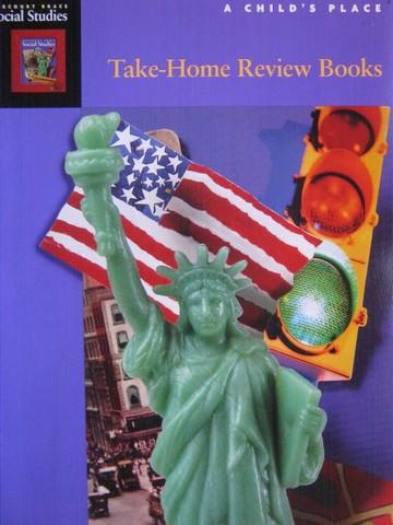 A Child's Place 1 Take-Home Review Books (P)
