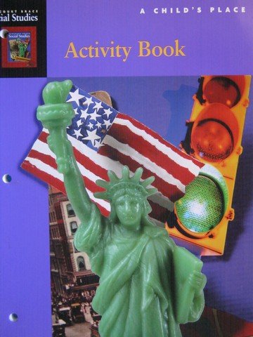A Child's Place 1 Activity Book (P)
