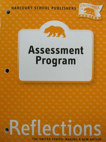 Reflections 5 Assessment Program (CA)(P)